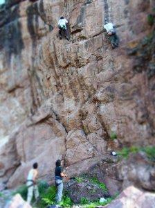 Escalada en roca, LAMAY